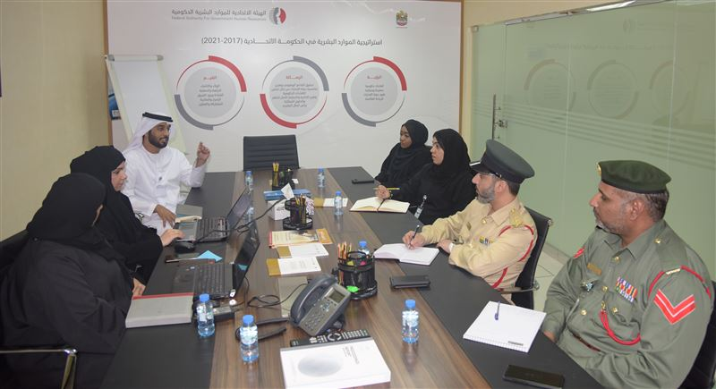 Dubai Police discuss prospects for cooperation with FAHR