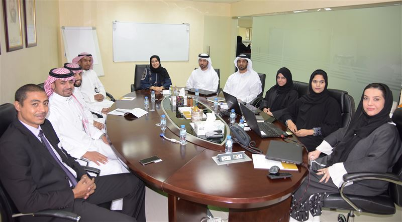 Saudi Electricity Company (SEC) reviews FAHR's HR best practices