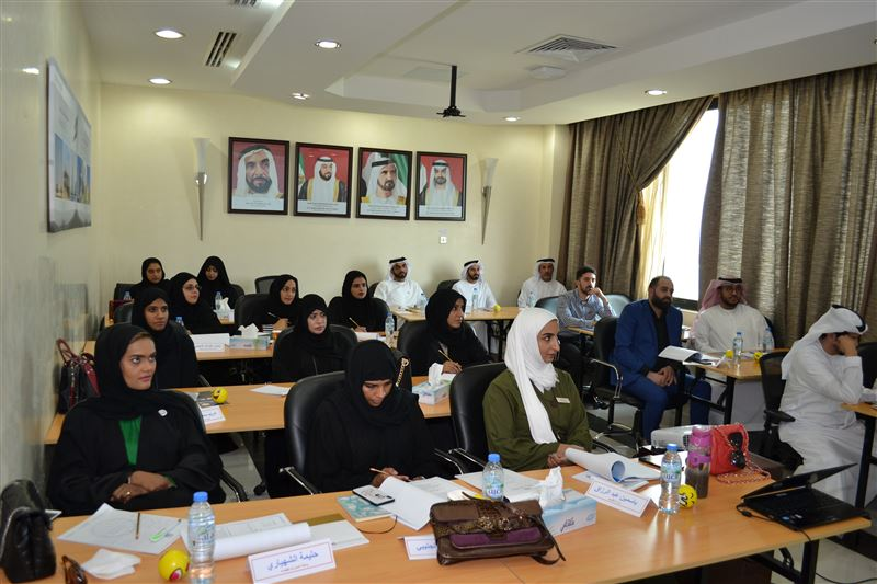 FAHR concludes a training program titled Preparing Reports & Correspondence under the Maárif initiative