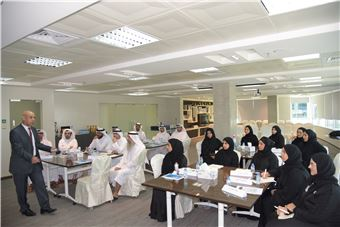 'Ma'arif' Training Forum covers all UAE's emirates and targets hundreds of government employees