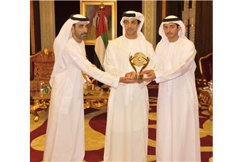 Mansour bin Zayed honors the winners of the third edition of the Emirates Award for Human Resources in the Federal Government