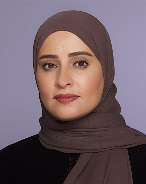 Her Excellency\Ohood Al Roumi