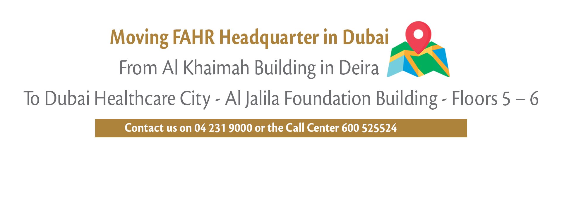 FAHR Dubai Building